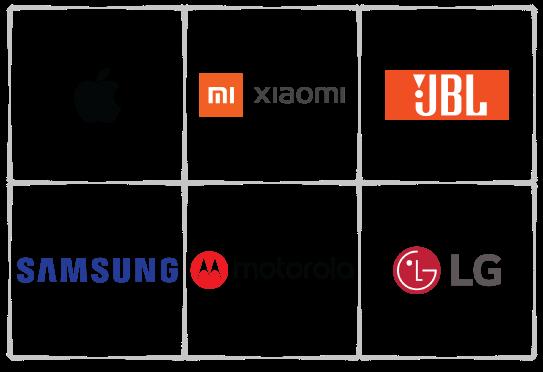 Marcas de celular